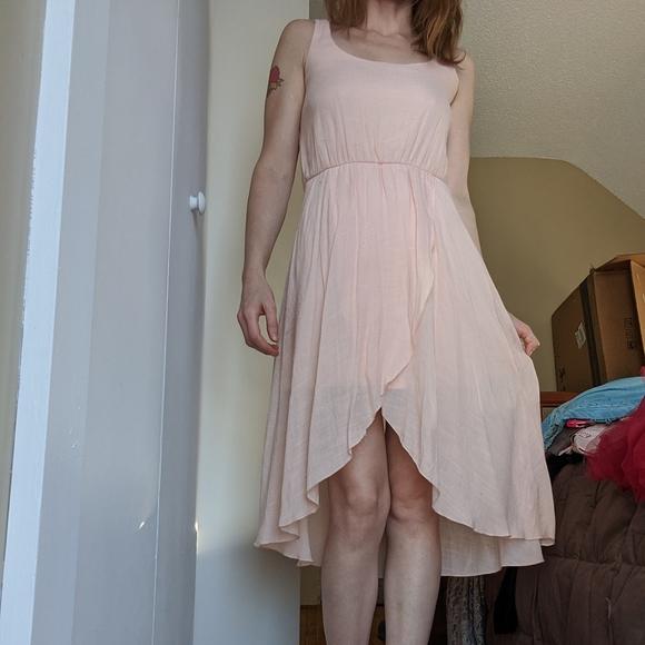 As U Wish Dresses & Skirts - Pink dress